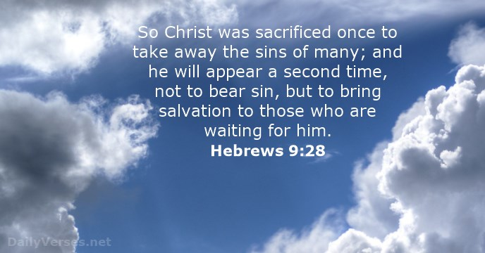 hebrews-9-28